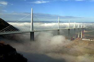 Дорожный мост Нормандии