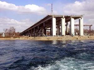 Строительсво моста
