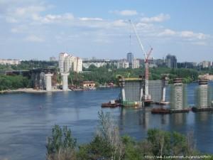 мосты Запорожья