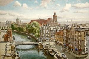 Семь мостов Кёнигсберга