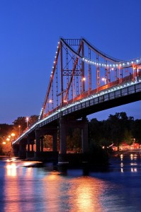Мост на Труханов остров