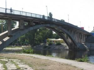 Венецианский мост в Киеве