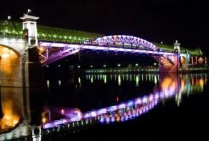 Андреевский - Пушкинский пешеходный мост