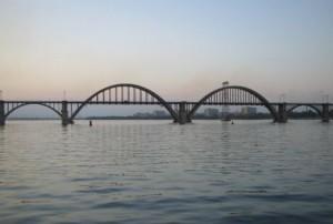Днепропетровск и его мосты