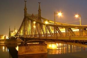 Венгерский мост Эржебет