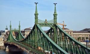 Главный Мост Свободы: Будапешт