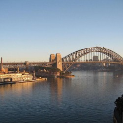 Сиднейский мост – Харбор Бридж