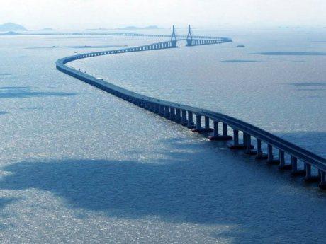 мост через Ханчжоувань