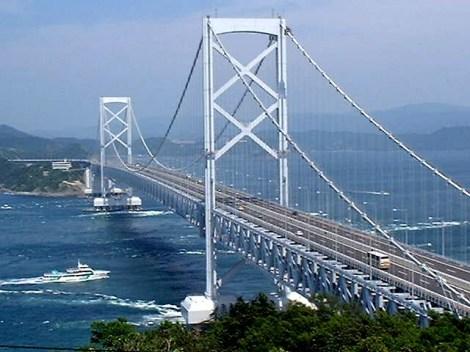 Подвесной мост Наруто