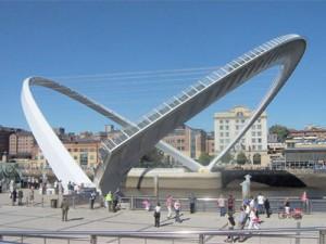 Гейтсхедский мост - символ британского миллениума
