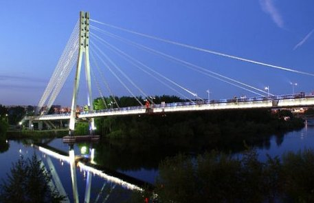 О чем расскажет тюменский «Мост Влюбленных»
