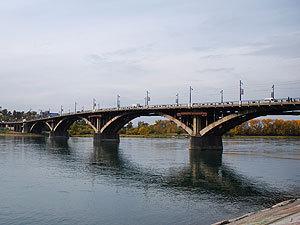 О Глазковском мосте в Иркутске