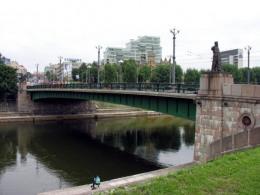 Зеленый мост (Вильнюс )