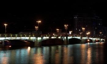 Мост сооруженный в 1784 году в