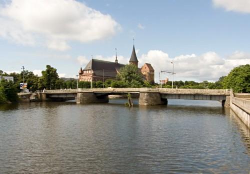 Мосты Кёнигсберга - связь времен и народов