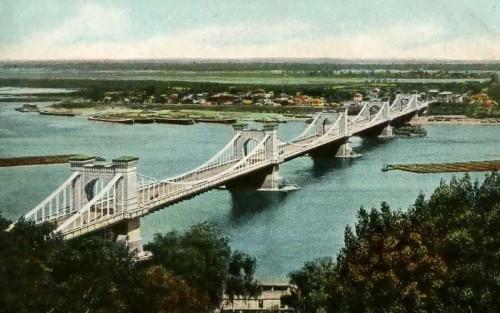 Мосты великого города