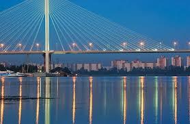 samij-bolwoj-most-v-pitere